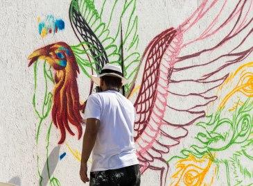 malta street art festival, gesta future, post fata resurgam,