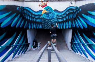 re_acto fest, gesta future, eagle, anamorphosis, work in progress, L'Aquila